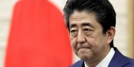 Japanse premier Abe kondigt officieel ontslag aan