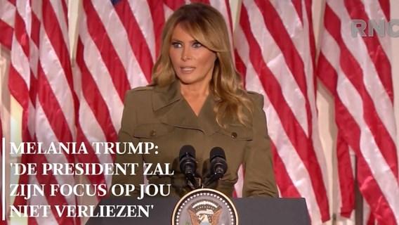 Nieuw boek schetst bitse strijd tussen Melania en Ivanka Trump