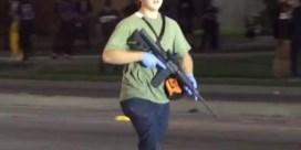 Schutter Wisconsin (17) gek op wapens, politie en ... Donald Trump