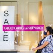 Koopjes bijna gedaan, maar de winkels hebben nog enorme overschotten