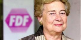 Antoinette Spaak, eerste vrouwelijke partijvoorzitter van ons land, overleden