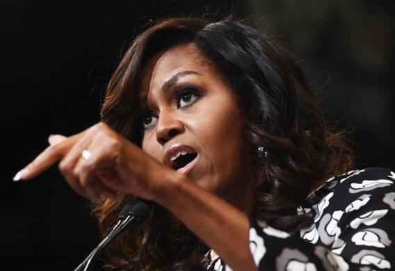Michelle Obama 'uitgeput en gefrustreerd' door geweld in Kenosha