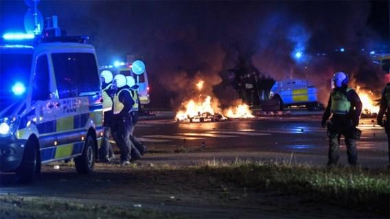 Rellen in Malmö na verbranding Koran