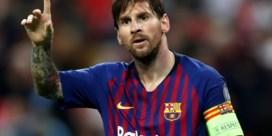 Messi komt niet opdagen bij medische testen van Barcelona, maar 'afkoopclausule blijft geldig'