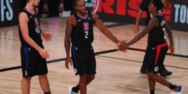LA Clippers stoten door naar tweede ronde in play-offs NBA