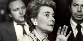 Grande dame van de francofonie en het liberalisme