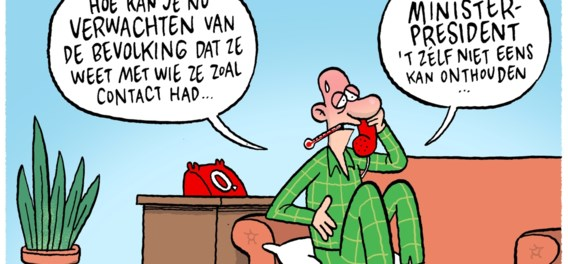 Cartoon van de dag - augustus 2020