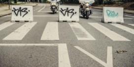IJskar is nog welkom in Ter Kamerenbos, auto's veel minder