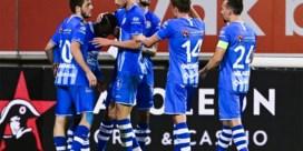 AA Gent heeft eerste punten van het seizoen eindelijk beet na zuinige zege tegen KV Mechelen