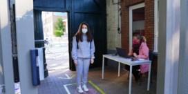'Draag mondmasker op drukke plaatsen'