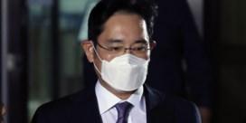 Samsung-erfgenaam voor de rechter voor marktmanipulatie
