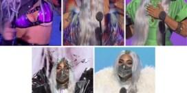 Lady Gaga scoort met mondmaskers