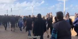 Unia opent dossier over betoging met haatslogans