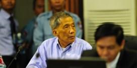 Gevangeniscommandant van Rode Khmer overleden