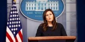 Trumps voormalig perswoordvoerder: 'Volgens de president probeerde Kim Jong-un me te versieren'