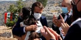 'Emir Macron' neemt regie over in Libanon