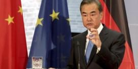 Chinese 'verzoeningstoer' valt op koude steen