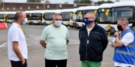 Chauffeurs Antwerpse stadsbussen krijgen wat ze willen