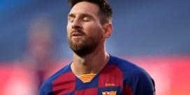Het vertrek van Messi is niet meer dan logisch