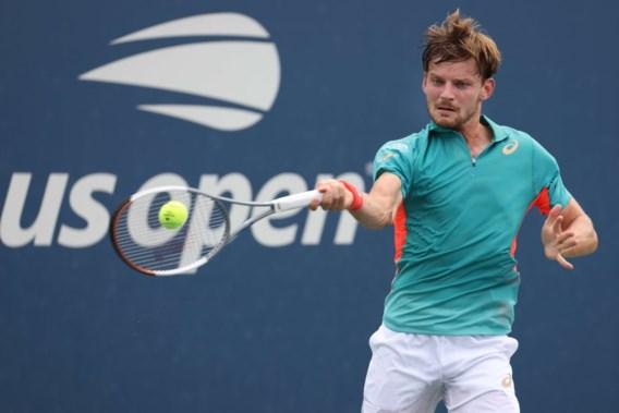 David Goffin staat opnieuw in achtste finales van de US Open, ook Elise Mertens wint in New York