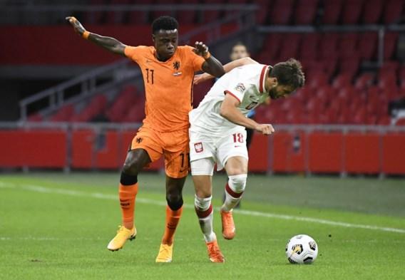 Nederland boekt zuinige zege tegen Polen in Nations League