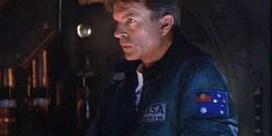Sam Neill updatete Australische vlag voor de ruimte
