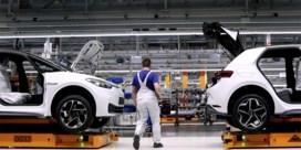 Duitse industrie herleeft (toch even) met V-scenario