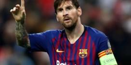 Messi verschijnt na de 'verzoening' nog niet op trainingsveld bij Barcelona