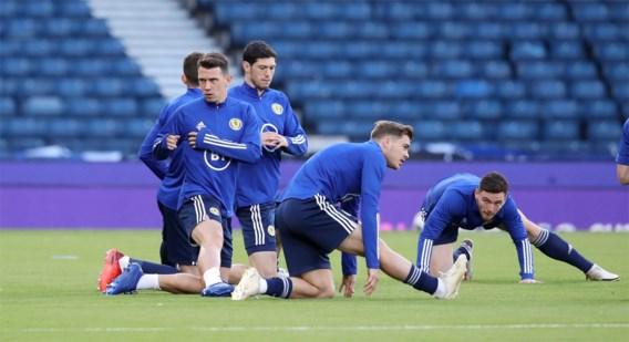 Verwarring troef over Tsjechië-Schotland, duel vindt volgens UEFA toch plaats