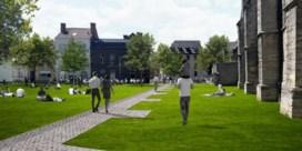 Historisch hart van Kortrijk wordt groener en rustiger