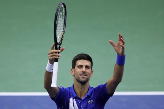 US OPEN. Djokovic en Zverev bereiken achtste finales, Tsitsipas moet koffers pakken