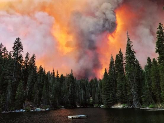 Tientallen mensen geëvacueerd bij branden in Californië