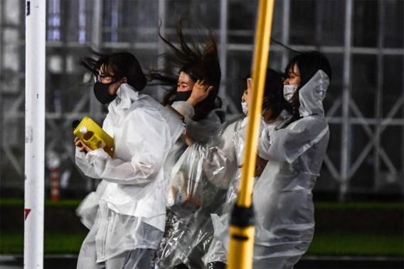Miljoenen Japanners evacueren voor tyfoon Haishen