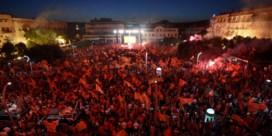 Tienduizenden betogers op straat 'om Montenegro onafhankelijk te houden'