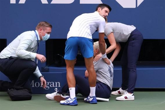 Djokovic na diskwalificatie: 'Hele situatie heeft me erg verdrietig gemaakt'