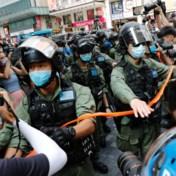 Gewelddadige arrestatie 12-jarige schokt Hongkong