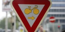 'Rechtsaf vrij voor fietsers' mag ook op Vlaamse gewestwegen