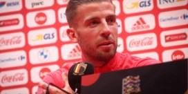 """Toby Alderweireld pakt morgen zijn 100ste cap voor België: """"Mijn moeilijkste tegenstander? Eden Hazard op training"""""""