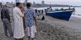 300 Rohingya-vluchtelingen dobberden half jaar op zee