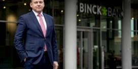 Bot, autoritair, een omstreden opmerking, en toch mag de baas van Binck blijven