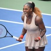 US OPEN. Serena Williams neemt revanche op Sakkari en bereikt kwartfinales, daar wacht verrassende Pironkova
