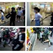 Gewelddadige arrestatie 12-jarig meisje schokt Hongkong