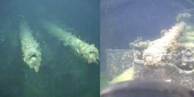 Wrak van Duits oorlogsschip gevonden voor Noorse kust