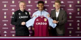 Aston Villa breekt transferrecord voor spits van Engelse tweedeklasser