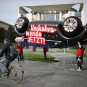 Duitsland zoekt reddingsboei voor autosector
