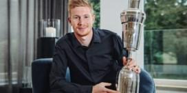 Kevin De Bruyne wint belangrijkste individuele trofee in Engeland