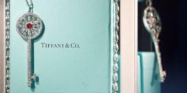 LVMH 'niet in staat' door te gaan met overname Tiffany