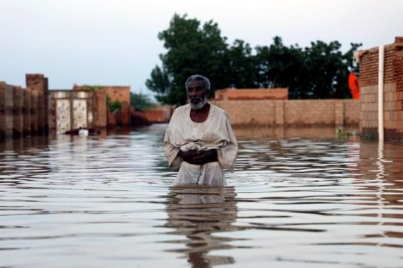 Half miljoen Soedanezen dakloos door zware overstromingen