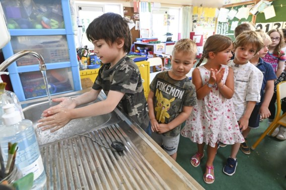 Meer dan 200 kleuters in quarantaine in Elsene