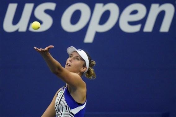 """Elise Mertens blikt al vooruit na uitschakeling op US Open: """"Rome zal een fysieke uitdaging worden"""""""